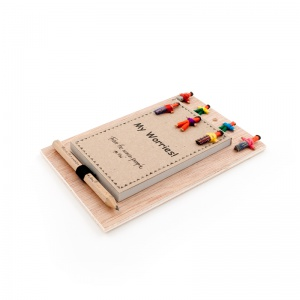 Worry Doll Notepad - £4