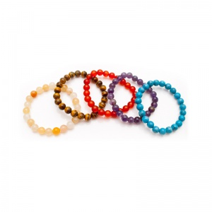 Power Gemstone Bracelets - £4.50