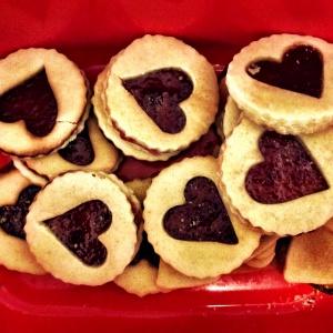 Mel's hearty tarts