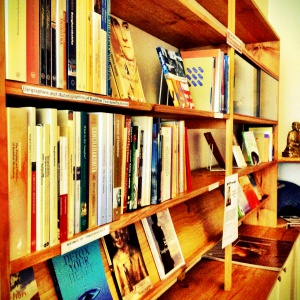 The bookshop may be moving