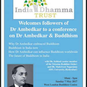 Dr Ambedkar and Buddhism