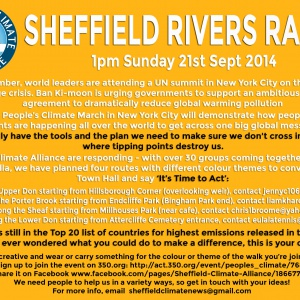 Rivers Rally, information