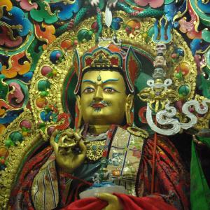 Padmasambhava, Darjeeling