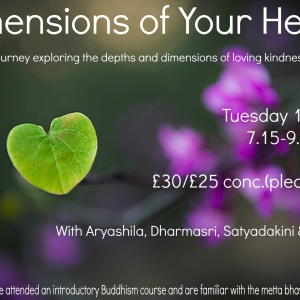 Dimensions of Your Heart