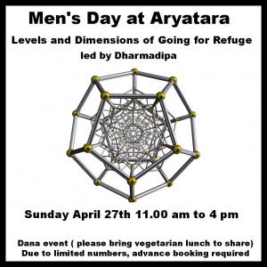 Men's Day at Aryatara