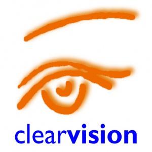 Clear Vision logo