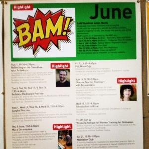 Manchester's June calendar