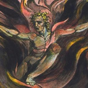 William Blake' spirit of Revolution and Inspiration - ORC