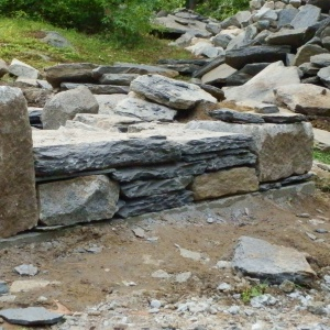 stupa base