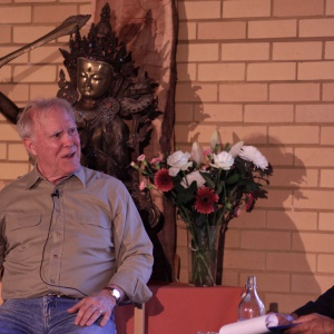 Robert Hass and Maitreyabandhu