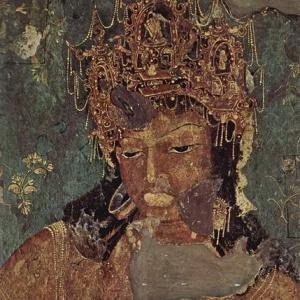 Vajrapani Ajanta Caves