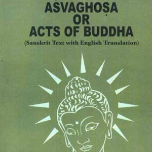 Buddhacarita by Asvaghosa