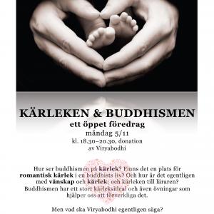 Kärleken och buddhismen