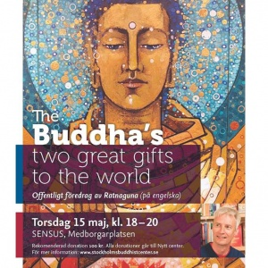 The Buddha's two gifts to the world
