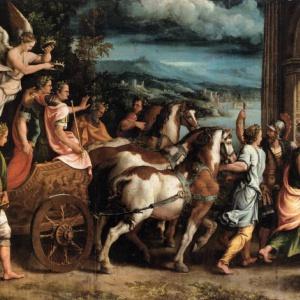 Vespasian's Triumph
