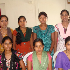 5 girls from Chattisgarh and 1 from Bihar and 2 more join soon
