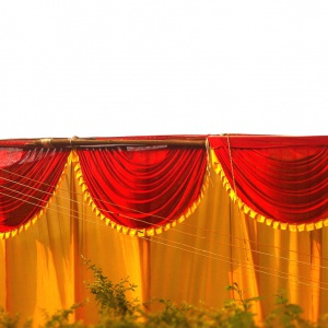 Wedding Party Marquee