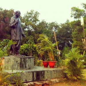 Dr Ambedkar statue 1