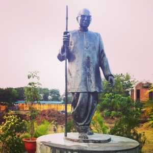 Dr Ambedkar statue 2
