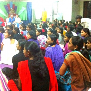 At the Women's Development Centre, Nagpur 1