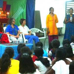 At the Women's Development Centre, Nagpur 2