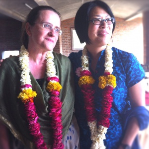 Maitrisara and Vivieka - Facilitators Extraordinaire!