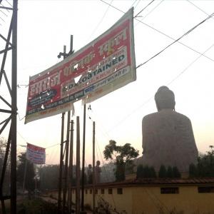 80 foot Buddha
