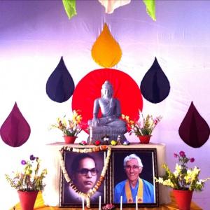Today's shrine