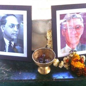Dr. Ambedkar & Urgyen Sangharakshita