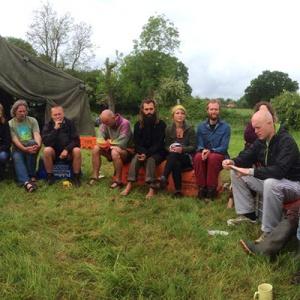 Morning team meeting: words of uplift from Shantikara