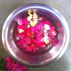 The petals that remain...