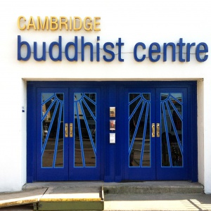 Centre Manager/Director sought for Cambridge Buddhist Centre