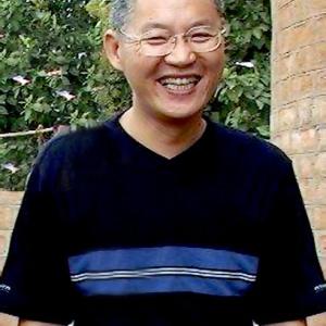 Wen Kwei - sculptor of the Walking Buddha