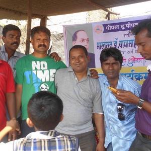 Volunteer's team