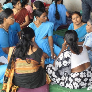 womens group discussion