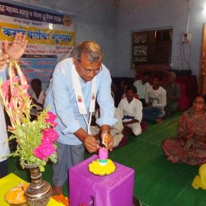 Ratnasiddhi lightening Candle