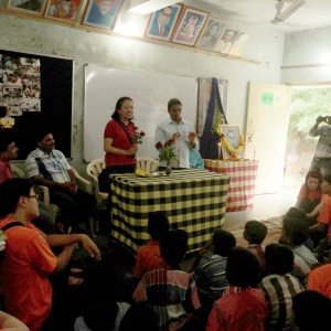 Tejadhamma explaining in Marathi language !
