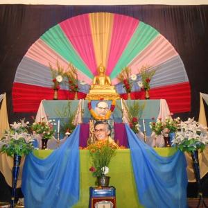 Shrine for B'day Celebration !