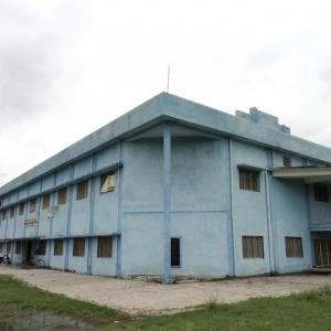 People's Karate Dojo's Building