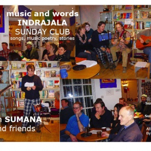 Sumana and friends play music
