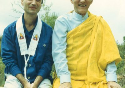 Manjusvara: Proving yourself in life before you get ordained