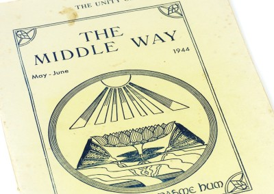 The Middle Way Journal, 1944