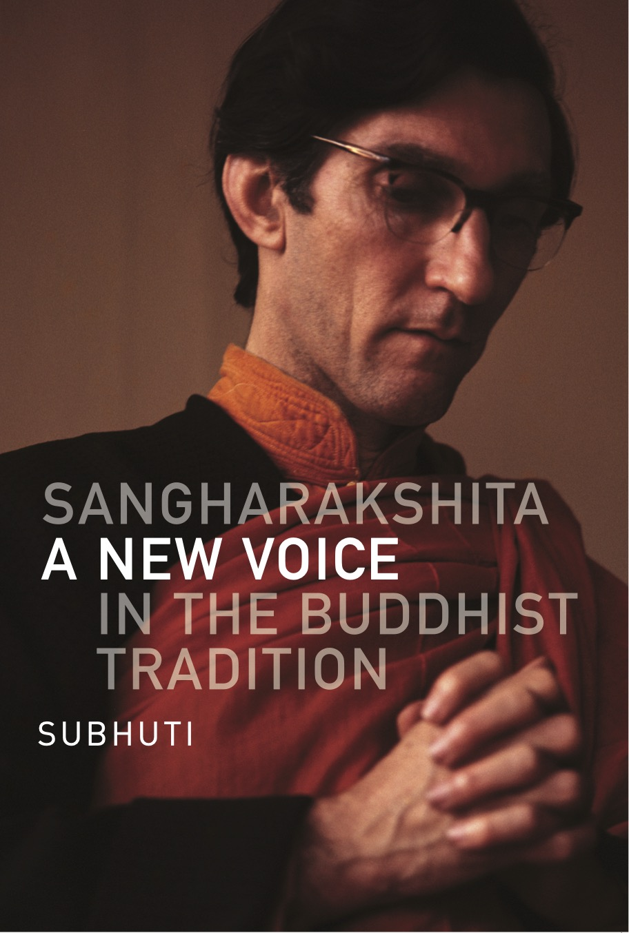 cover of book: Sangharakshita, A New Voice