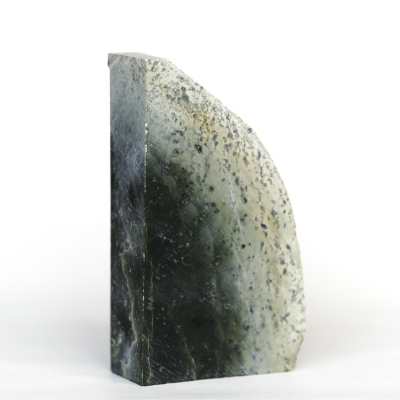 photo of Bhante's green stone